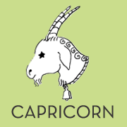 animal-green-capricorn
