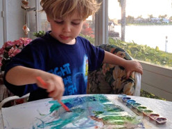 Picture (Im)perfect: How I used art to help my son communicate
