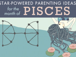 Pisces Time: Parenting In the Month of Pisces