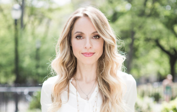 Miracles & Motherhood: Gabrielle Bernstein's Miracles Now helps moms de-stress